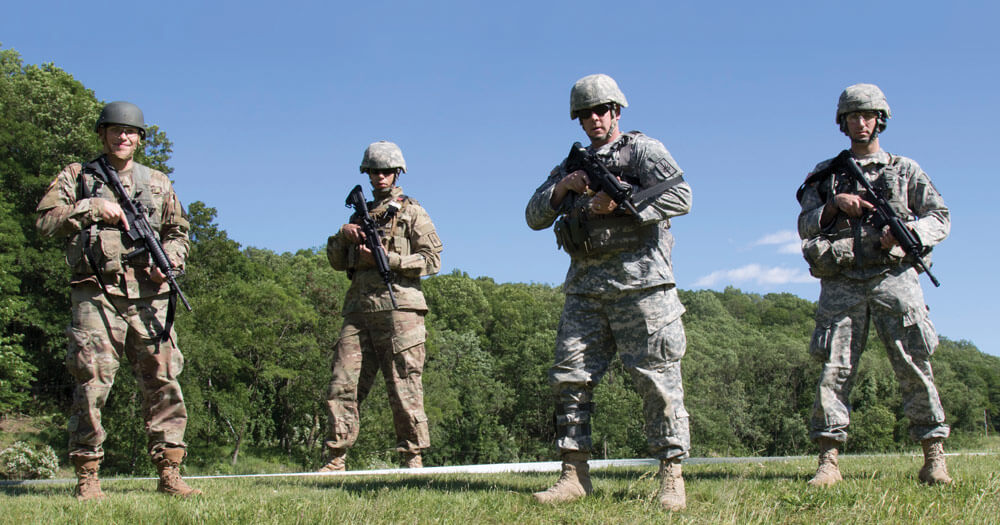 Western NY Guard Soldiers Use Backyard Dry Firing, Private Ranges to Prep For National Guard Shooting Match thumbnail image