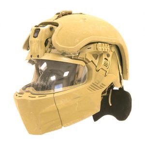 Integrated Head Protection System