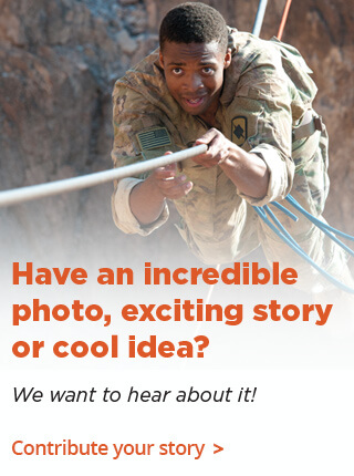 Have an incredible photo, exciting story or cool idea? We want to hear about it! Click to submit your story.