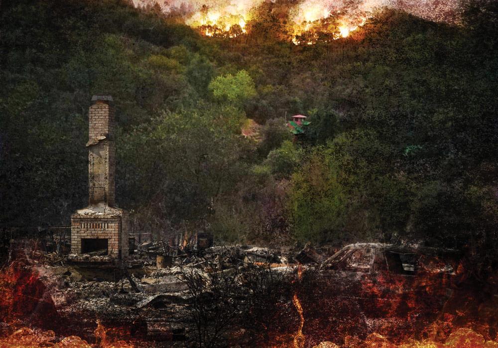 California's Deadly Firestorm thumbnail image