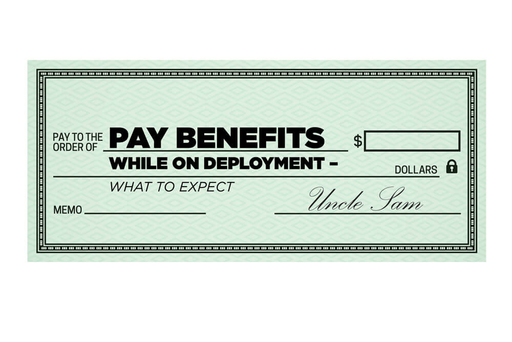 Pay Benefits While on Deployment thumbnail image
