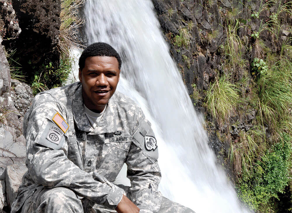 Remembering 1SG Charleston Hatfield: The Epitome of a Citizen-Soldier thumbnail image