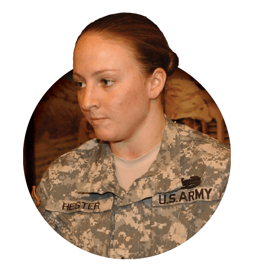 History Of Women in the Army National Guard 2005