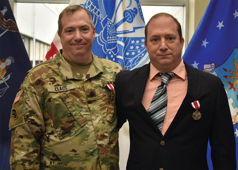 Two Brothers Retire Together From New York Guard thumbnail image