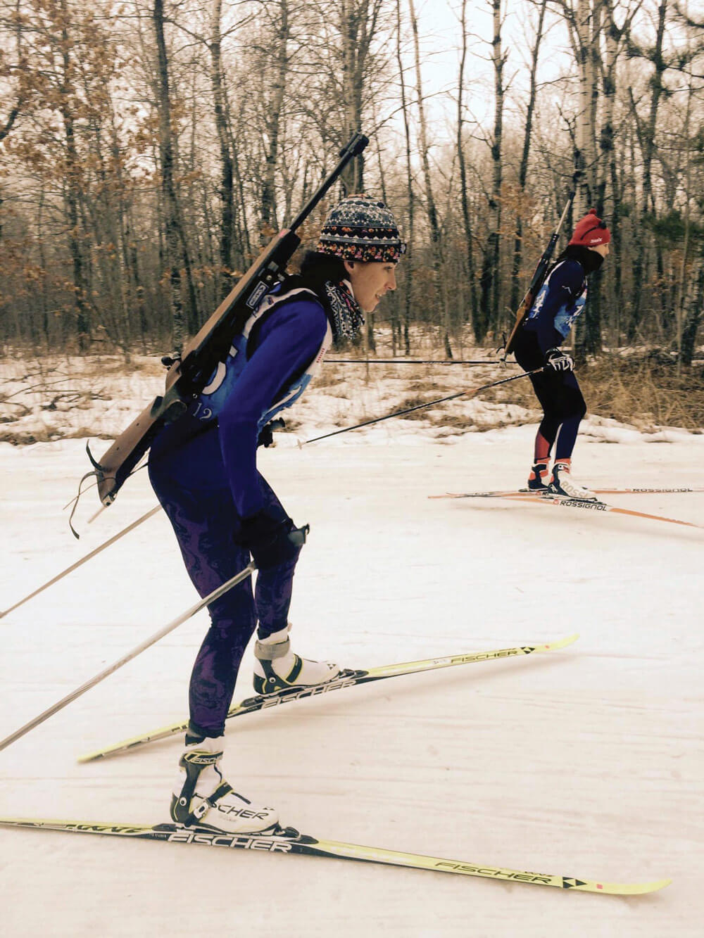 New York Guard Soldiers Compete in Biathlon Event thumbnail image