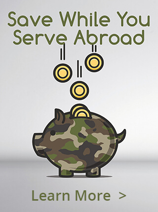 Save While You Serve Abroad The DoD Savings Deposit Program (SDP) is helping Army National Guard members build their financial savings.