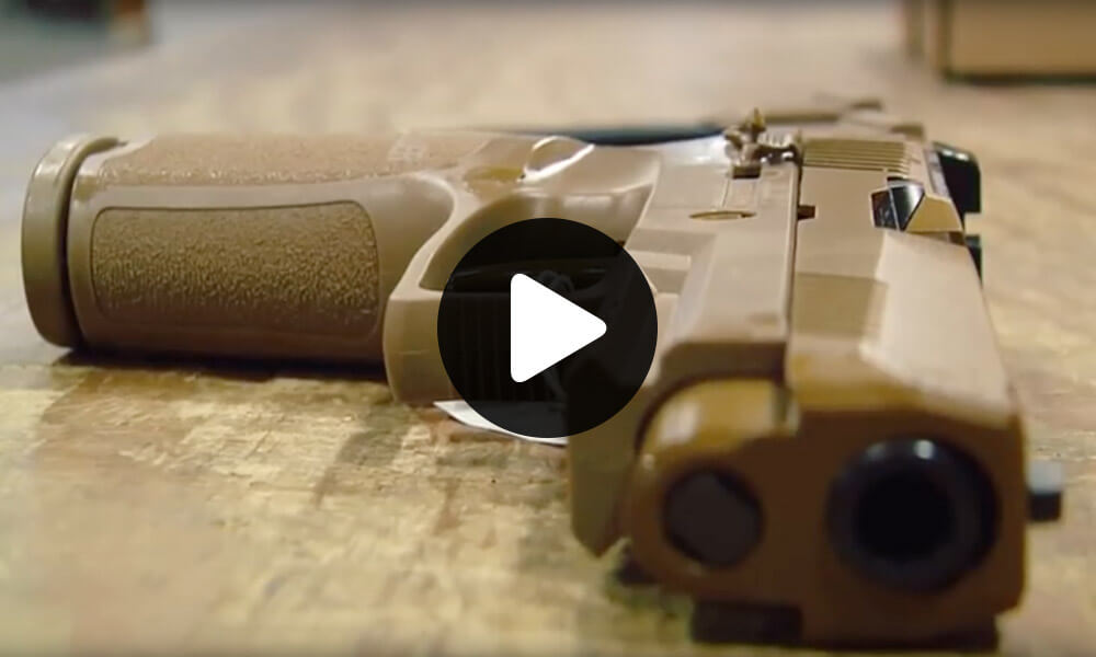 New Modular Handgun System Marks a New Era for Military Sidearms Title: Video thumbnail image