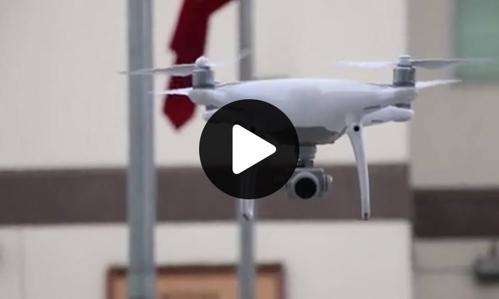 45th Drone Video
