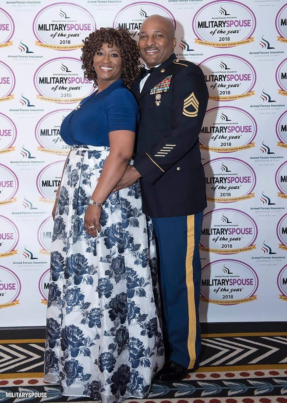 Kentucky National Guard Wife Wins National Guard Spouse of