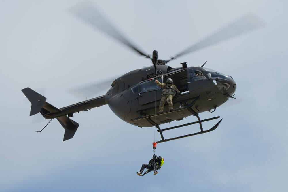 Florida National Guard performs high water search and ...  |National Guard Water Rescue