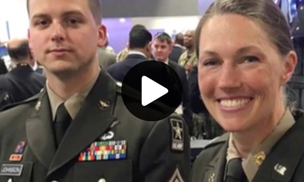 Sgt. Maj. of the Army talks Pink & Green thumbnail image