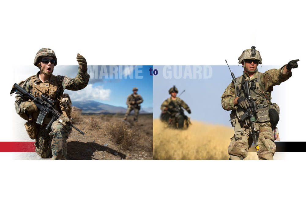 A Next Step in Service — Marine to Guard thumbnail image
