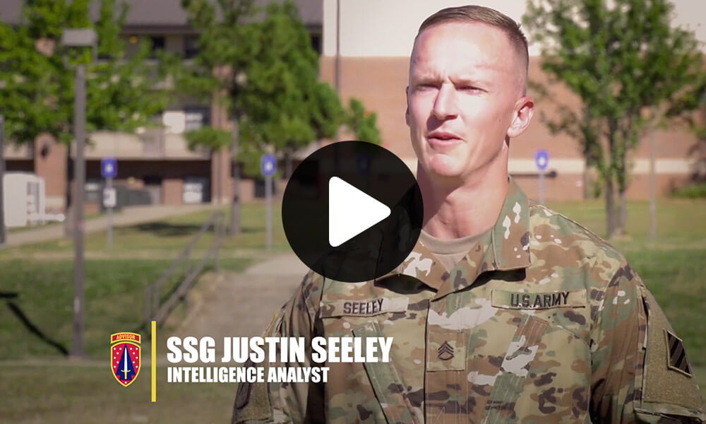 Army Staff Sgt. Justin Seeley – Intel Analyst – Why I Joined SFAB thumbnail image