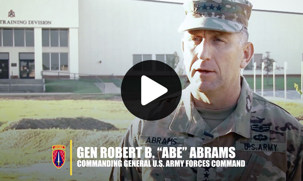 Army Gen. Robert Abrams – Volunteer to Join SFAB thumbnail image
