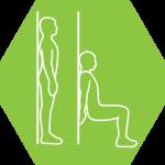 Lower-Body-Workout-Wall-sit