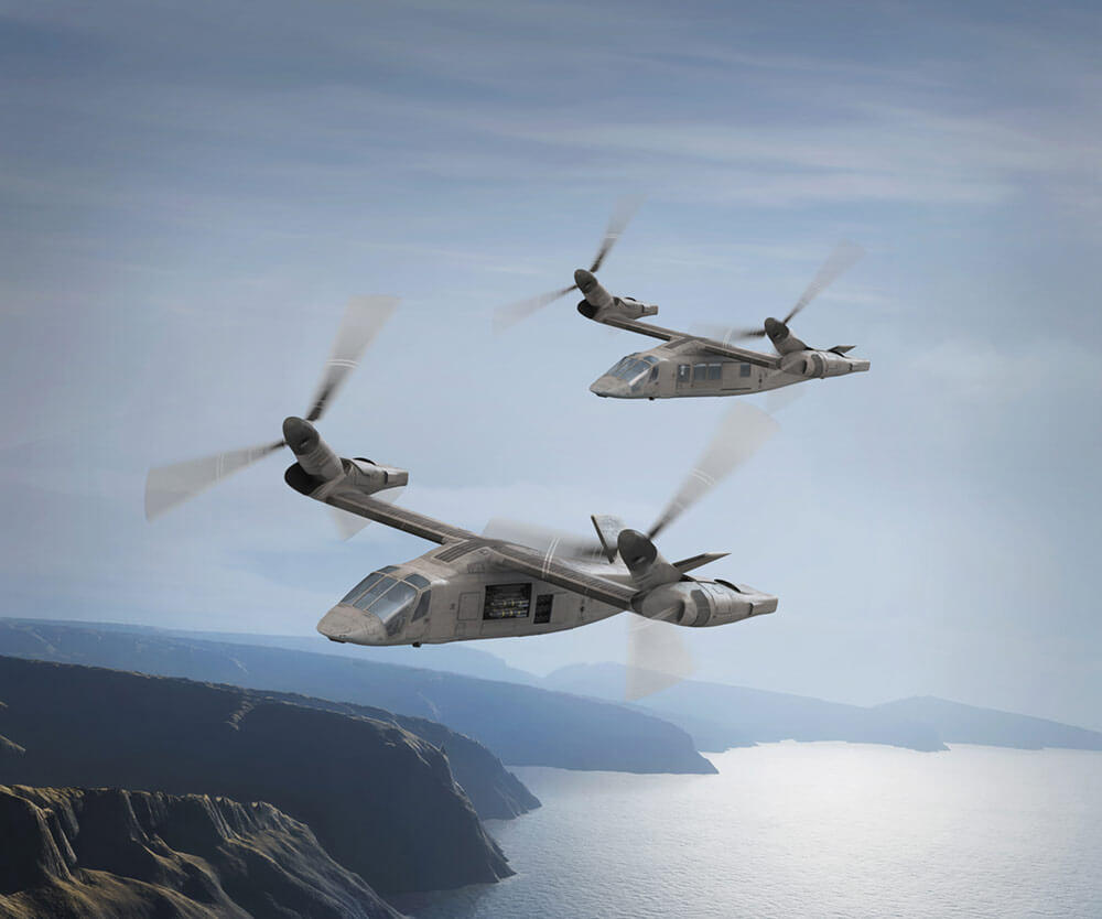 V-280 Valor. Image courtesy Bell Helicopter Textron Inc.