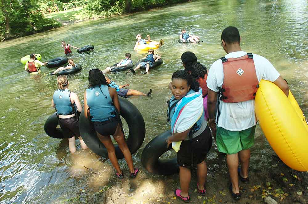 Military Youth Adventure Camp to the Rescue - Citizen-Soldier