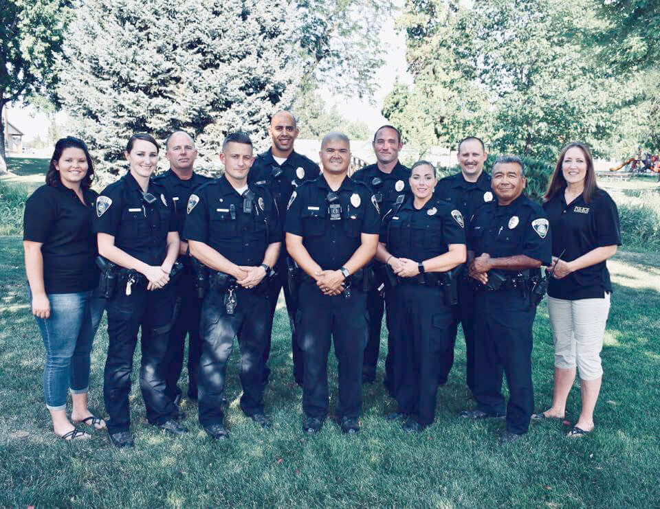 The Middleton Police Department. Photo courtesy Middleton Police Department