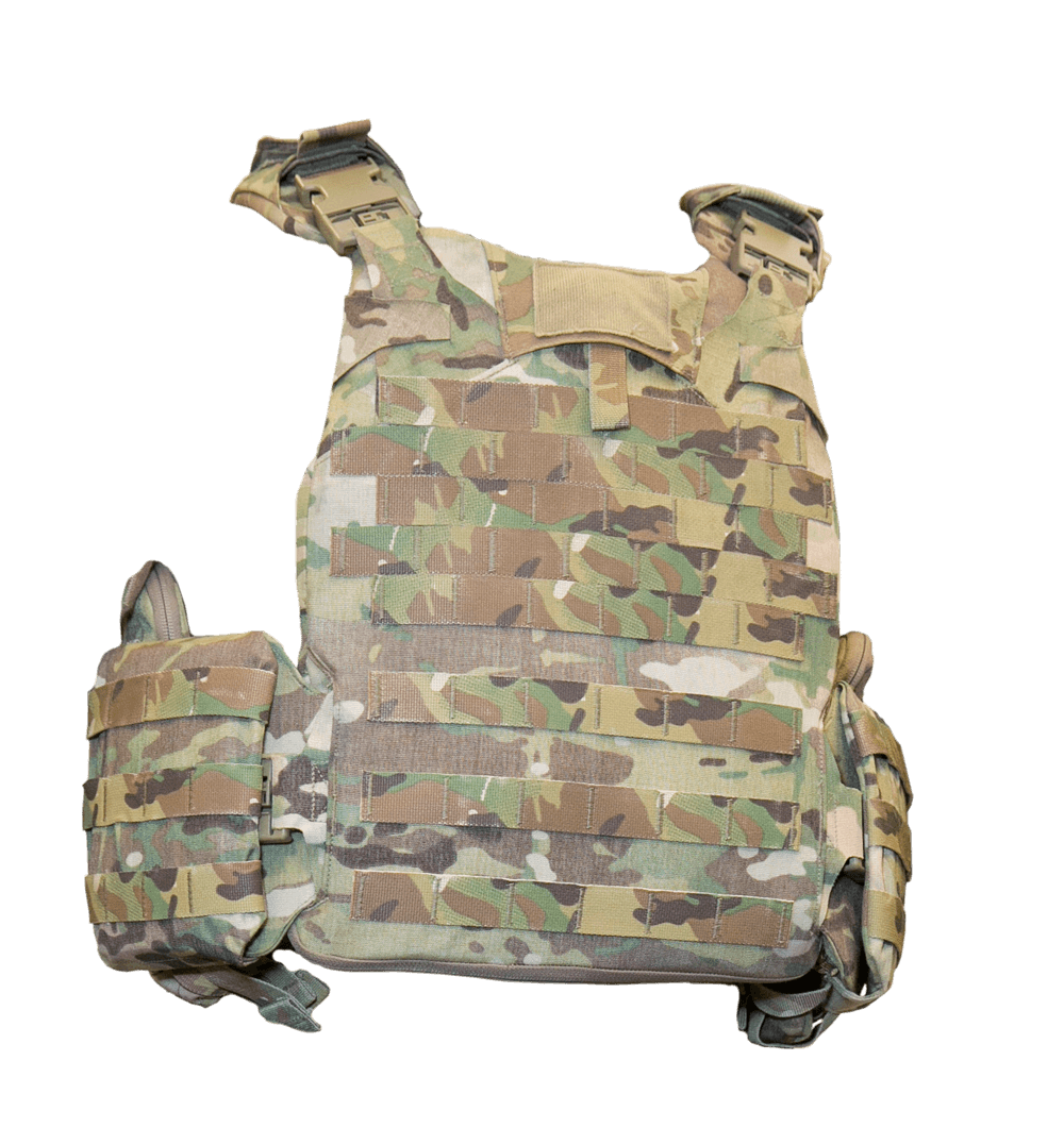 Modular Scalable Vest (MSV)