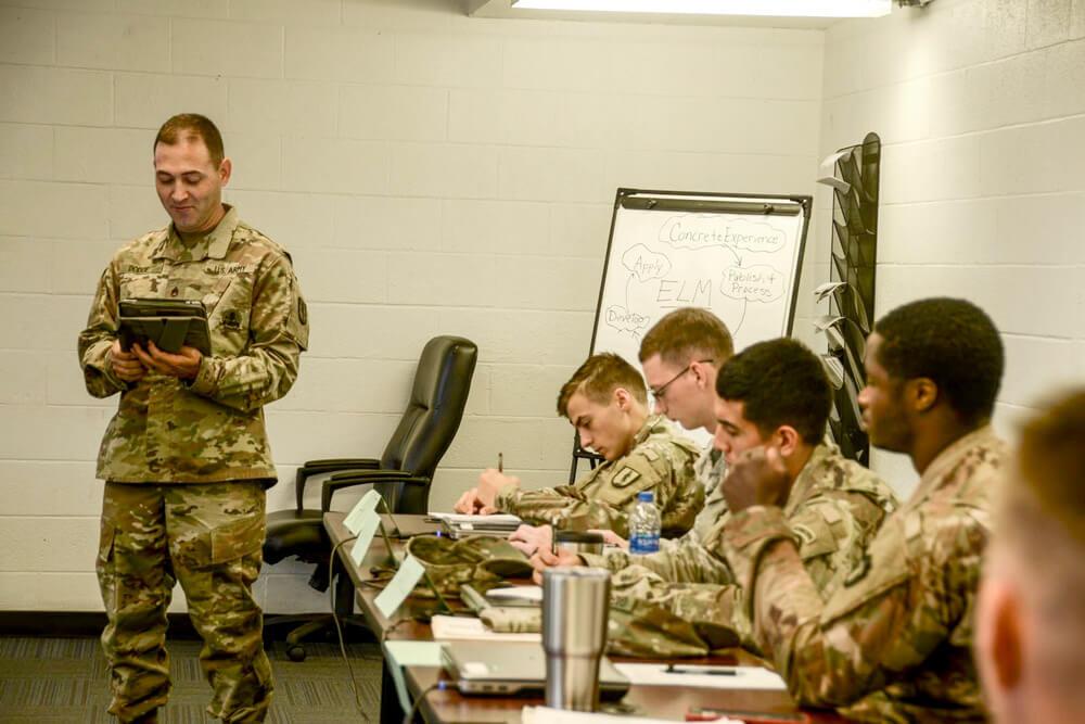 Louisiana Guard's Revamped Course Prepares Future Leaders