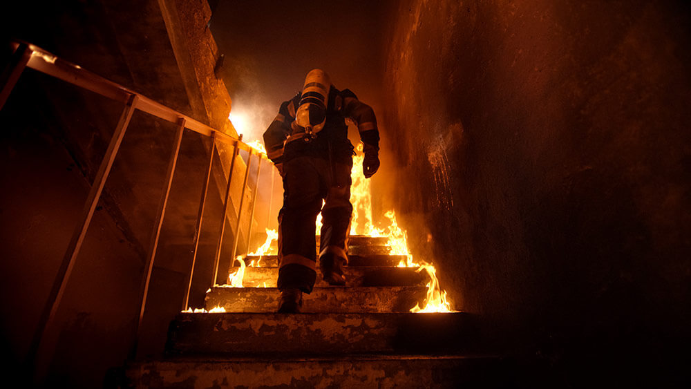 Safety in the Home: Fire thumbnail image