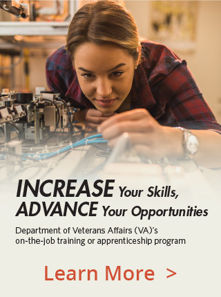 Increase Your Skills, Advance Your Opportunities PSA